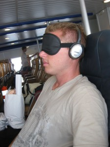 Great for sleeping on boats